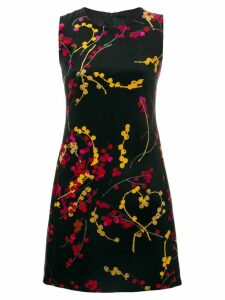 Moschino Pre-Owned Berries dress - Black