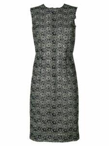 Comme Des Garçons Pre-Owned sleeveless lace dress - Green