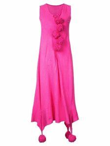 Comme Des Garçons Pre-Owned pom pom dress - Pink