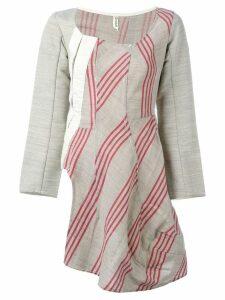Comme Des Garçons Pre-Owned Deconstructed dress - Grey