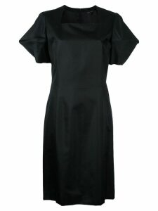 Comme Des Garçons Pre-Owned exaggerated sleeve dress - Black