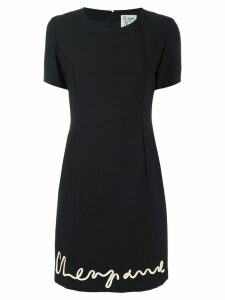 Moschino Pre-Owned Cheap and Chic dress - Black