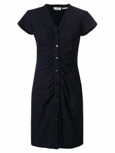 Valentino Pre-Owned shortsleeved shirt dress - Blue