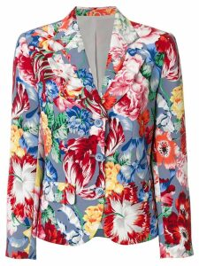Kenzo Pre-Owned floral blazer - Multicolour