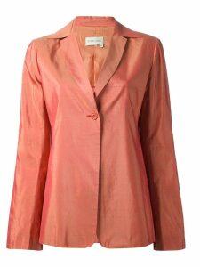 Romeo Gigli Pre-Owned buttoned blazer - Yellow