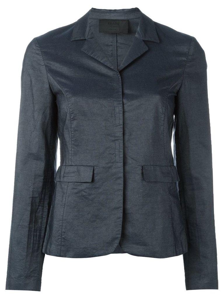 Prada Vintage lightweight jacket - Blue