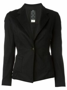 JOHN GALLIANO PRE-OWNED classic blazer - Black