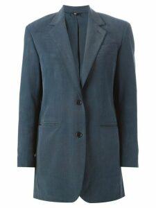 Romeo Gigli Pre-Owned classic blazer - Blue
