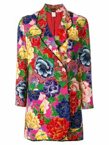 Kenzo Pre-Owned floral print jacket - Multicolour