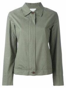 Helmut Lang Pre-Owned zip up jacket - Green