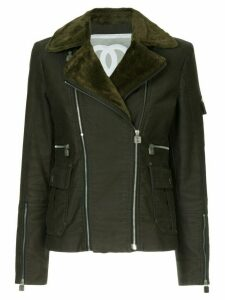 Chanel Pre-Owned Sport Line Riders jacket - Green