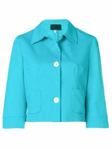 Dolce & Gabbana Pre-Owned fitted jacket - Blue