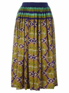 Jean Paul Gaultier Pre-Owned 'Liberte Equalite' skirt - Multicolour