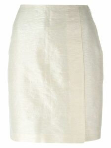 Romeo Gigli Pre-Owned mini pencil skirt - Pink