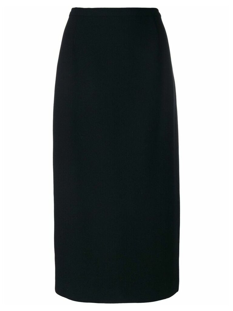 Emanuel Ungaro Pre-Owned pencil skirt - Black