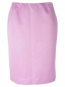 Dolce & Gabbana Pre-Owned straight skirt - Pink