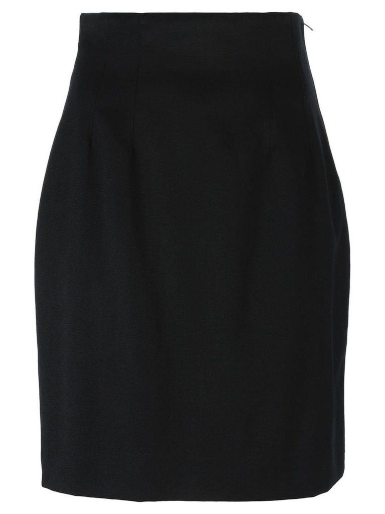 Kenzo Vintage short skirt - Black