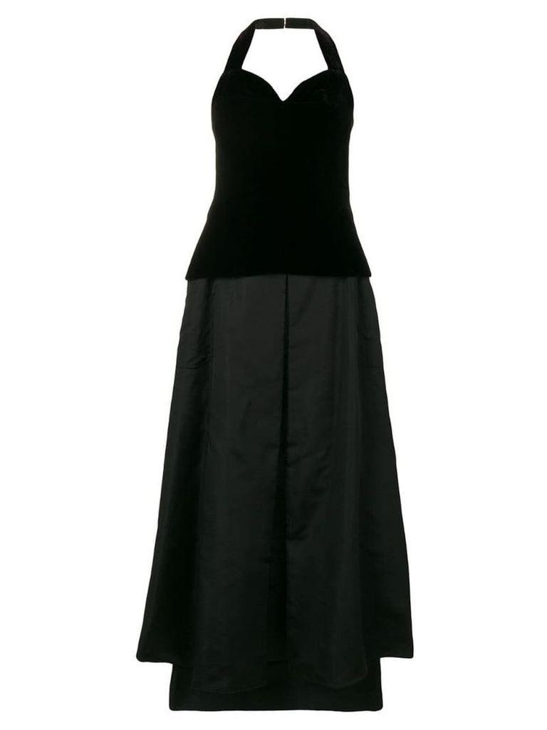 William Vintage 1953 bustier & full skirt - Black