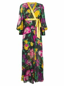 A.N.G.E.L.O. Vintage Cult floral dress & coat - Multicolour
