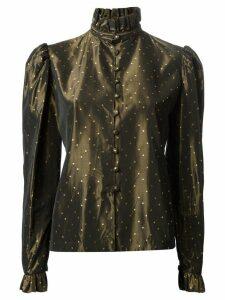 Jean Louis Scherrer Pre-Owned skirt suit - Brown