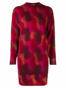 Kenzo Pre-Owned straight skirt ensemble - Red