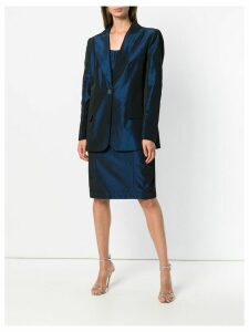 Valentino Pre-Owned two-piece dress suit - Blue