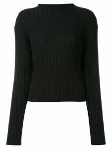 Dolce & Gabbana Pre-Owned ribbed jumper - Black