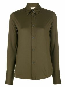 Romeo Gigli Pre-Owned fitted shirt - Green