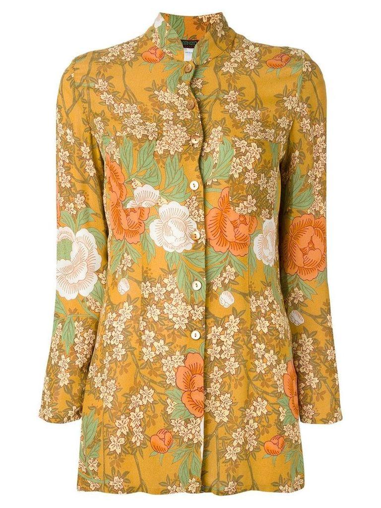 Kenzo Vintage floral print shirt - Multicolour