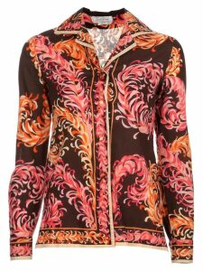 Emilio Pucci Pre-Owned 1970's patterned shirt - Multicolour