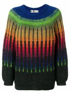 Kansai Yamamoto Pre-Owned graphic sweater - Multicolour