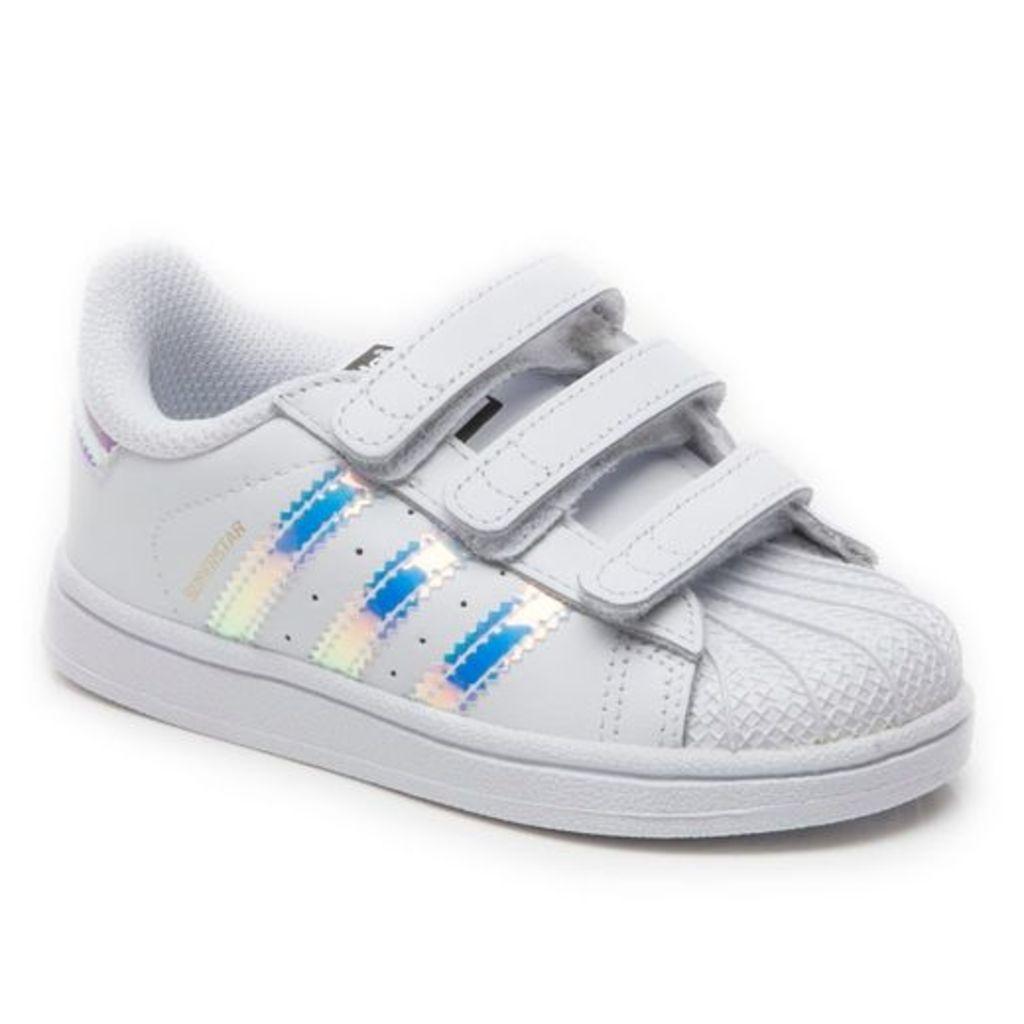 Adidas Originals Iridescent Superstar Trainer