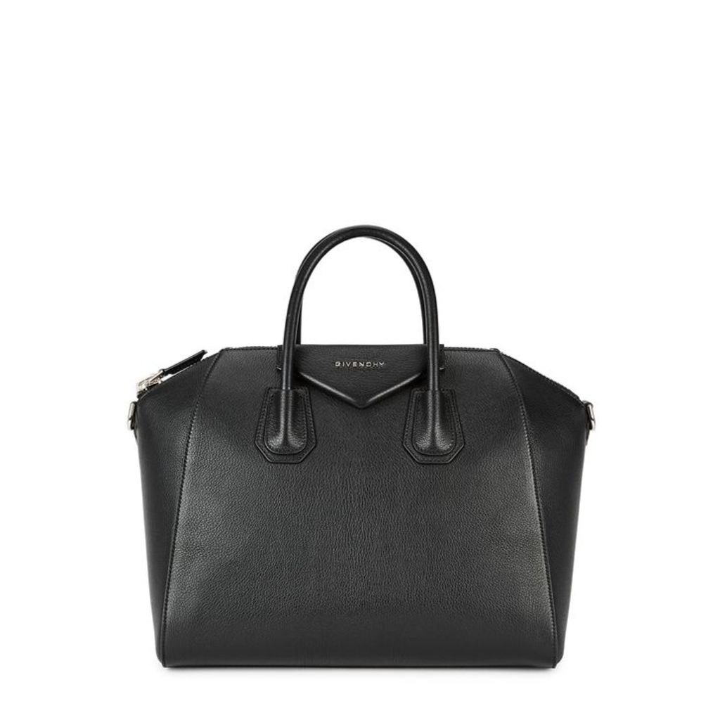Givenchy Antigona Medium Sugar Leather Top Handle Bag