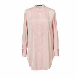 Winser London Silk Button Through Tunic