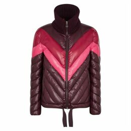 Moncler Albatros Quilted Shell Jacket