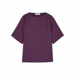 Woolrich Fur-trimmed Shell Bomber Jacket