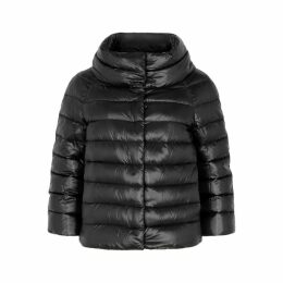 Herno Iconic Sofia Quilted Shell Jacket