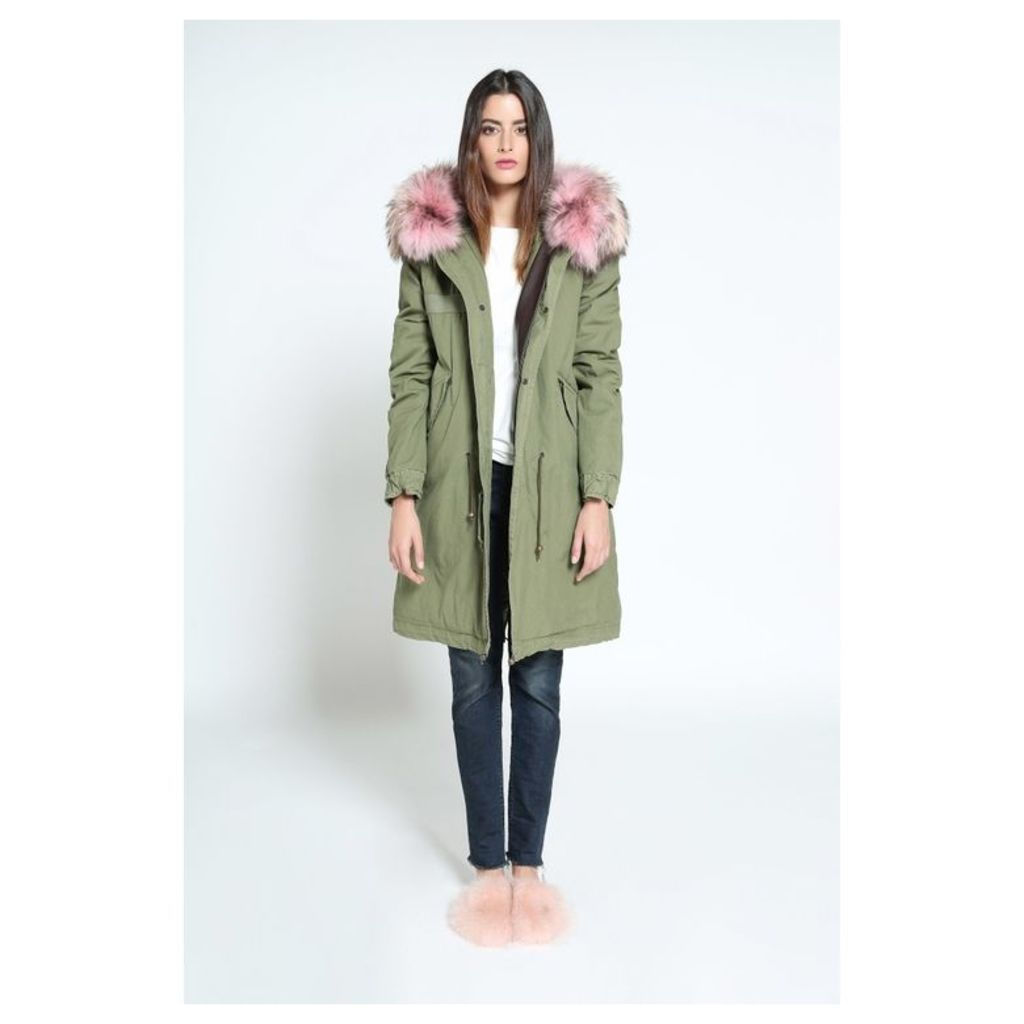 Mr & Mrs Italy Army Parka Quilt Lining