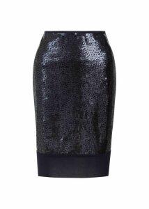 Iris Skirt Navy 18