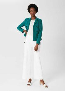 Annette Dress Navy 16