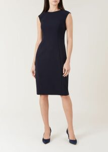 Jerrie Wool Skirt Bordeaux Multi 16