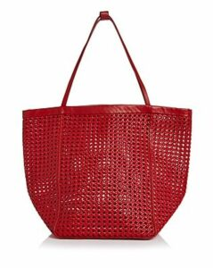 Elizabeth and James Teller Woven Tote