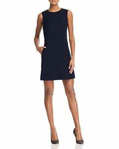 Theory Helaina Good Wool Shift Dress