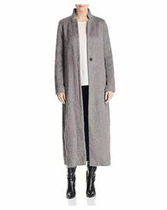 Herno Shaggy Maxi Coat
