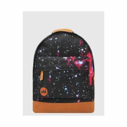 Mi-Pac Cosmos Backpack - Black (One Size Only)