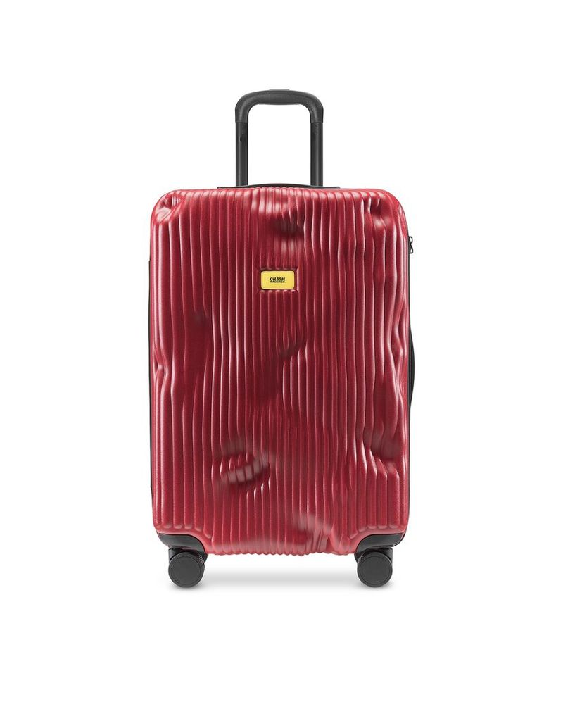 Crash Baggage Designer Travel Bags, Stripe Medium Trolley
