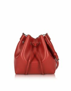 Lancaster Paris Designer Handbags, Pur Treasure Small Bucket Bag