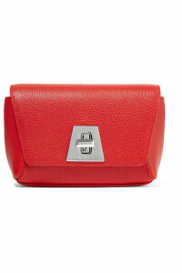 Akris - Anouk Little Day Textured-leather Shoulder Bag - One size