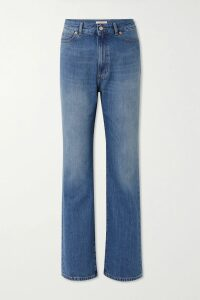 Gabriela Hearst - Helena Double-breasted Wool Blazer - Teal