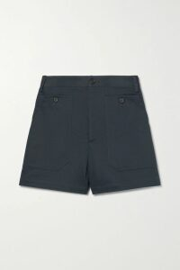 Gabriela Hearst - Angela Double-breasted Wool-blend Blazer - Blush